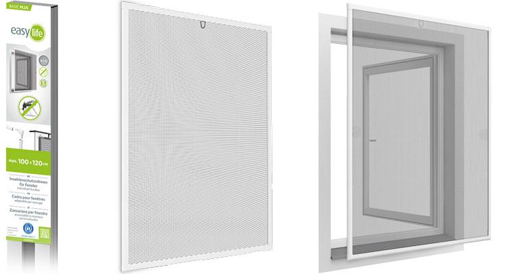 BASIC PLUS Insektenschutzfenster