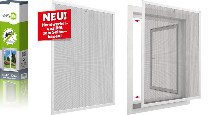 proLINE Insektenschutz-Fenster