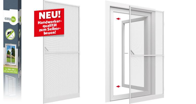 proLINE Insektenschutz-Tür