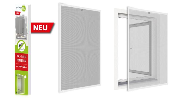 proLINE 2.0 Insektenschutz-Fenster